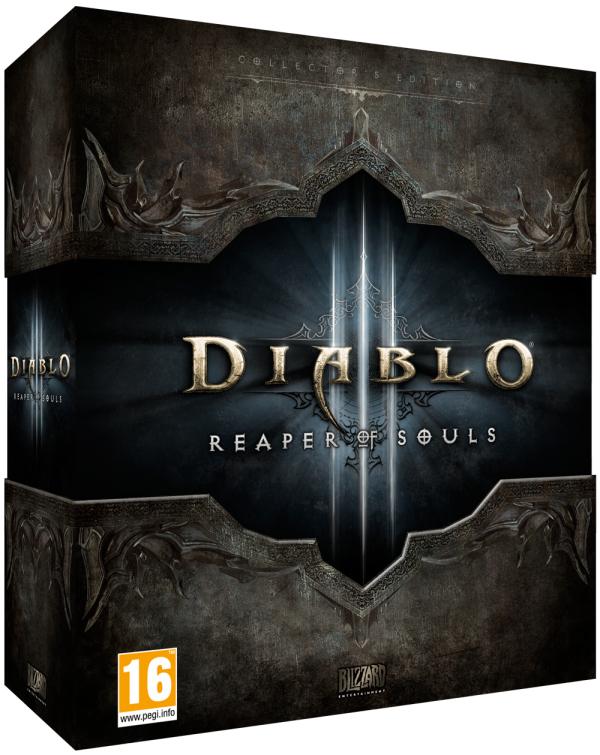 Dziablo 3: Reaper of Souls PC Collector's Edition 109,99