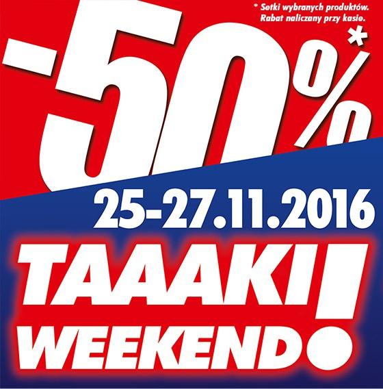 Wielki wyprzedaże od 25.11. Setki produktów taniej o 50% @ Auchan