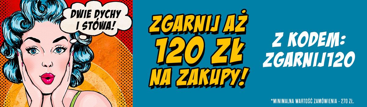 Rabat 20 zł + bon 100 zł na kolejne zakupy w bdsklep.pl