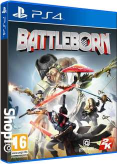 Battleborn z Firstborn Pack za ok. 36zł (PS4) @ ShopTo