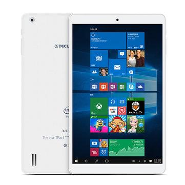 [Błąd?] Tablet Teclast X80 Pro + ładowarka Blitzwolf BW-C3 za ~275zł @ Banggood