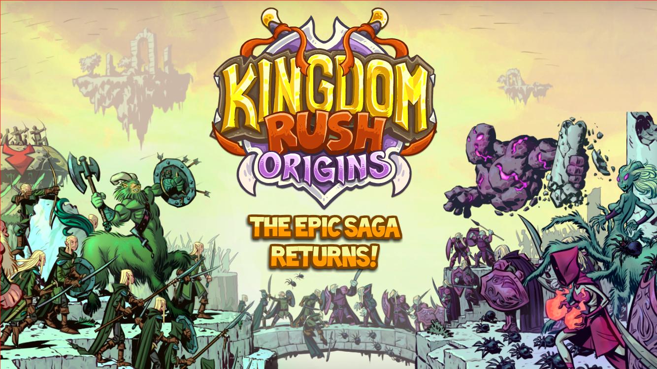 Kingdom Rush Origins i Frontiers 66% taniej - perfekcyjny TD @Google play