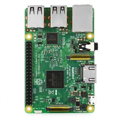 Minikomputer Rapsberry Pi Model 3B - 60 zł taniej niż w Polsce! @Gearbest