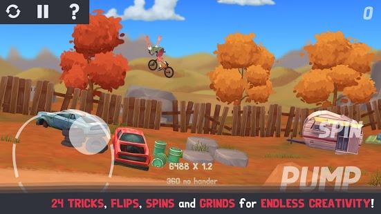 Gra Pumped BMX 3 przeceniona o 12 zł (80%) @Google play