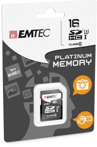 Karta pamięci Emtec SDHC 16GB Class 10 @morele