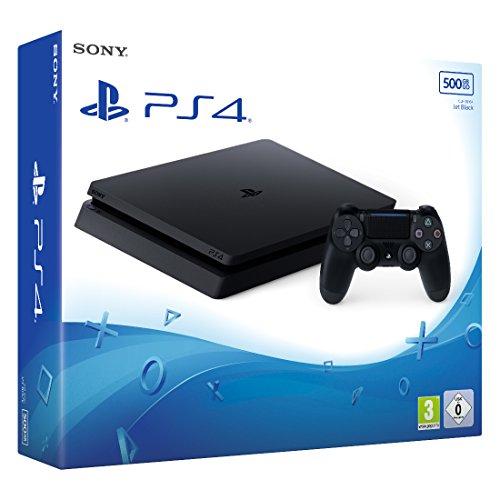 Konsola PlayStation 4 (500GB, slim) [CUH-2016A] za ok. 897zł