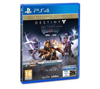 Destiny The Taken King na różne platformy