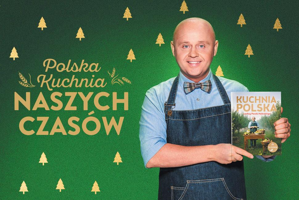 Nowa książka Polska Kuchnia Naszych czasów - słodka @Lidl od 28.11 do 14.12