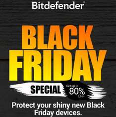 Bitdefender do 80% taniej