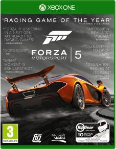 Forza Motorsport 5 GOTY (Xbox One) za ok. 45zł @ Microsoft.fr