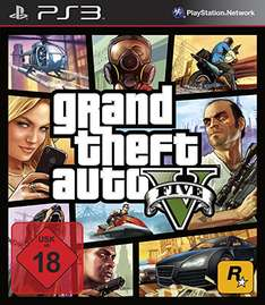 GTA V za ok. 67zł - PS3, Xbox 360 (możliwe 50zł) @ Amazon.de