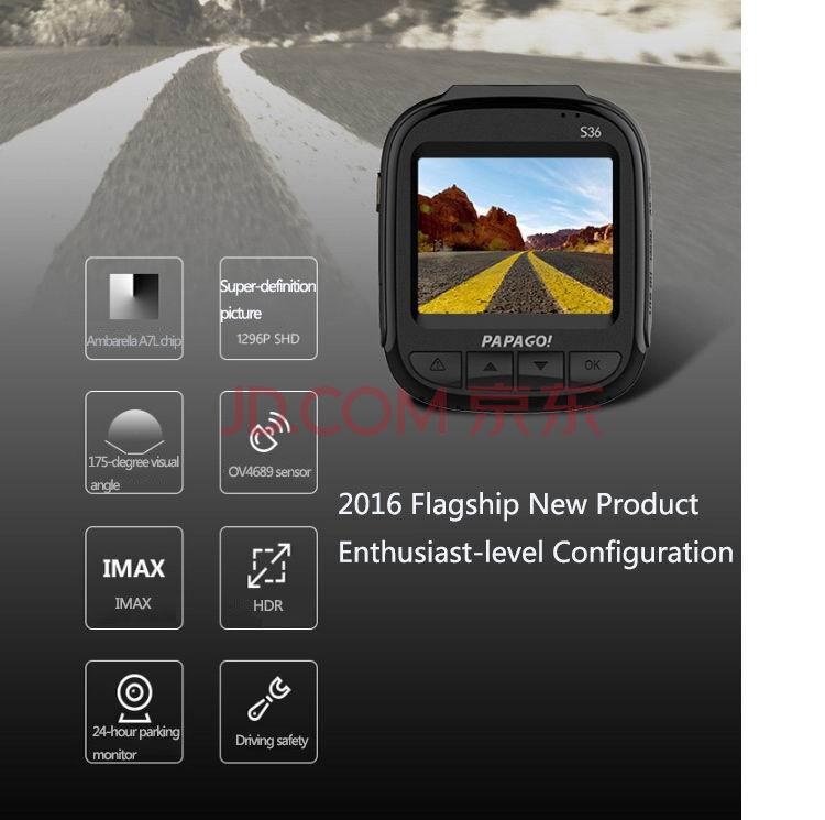 Ambarella A7 wideorejestror za 50,99 $