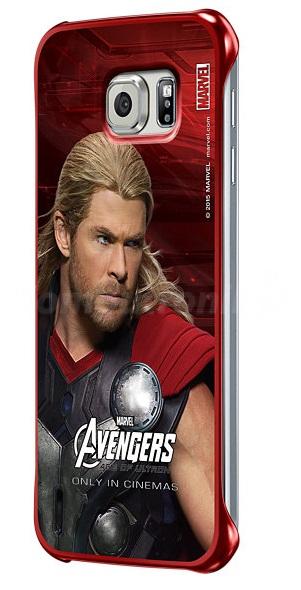 #cybermonday Etui Samsung S6 Avengers Thor i Hulk