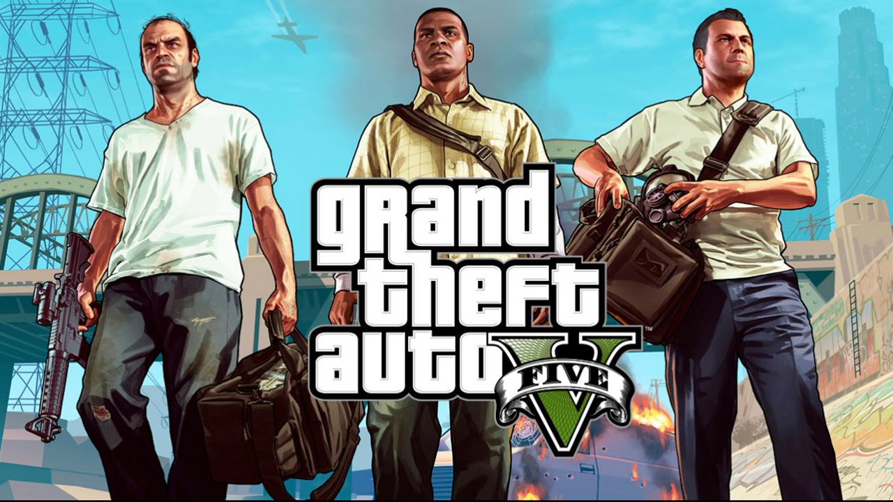 GTA V PC w najniższej jak do tej pory cenie @gmg