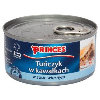 16 puszek tuńczyka Princes 185g za 34,32zł @ eZakupy Tesco
