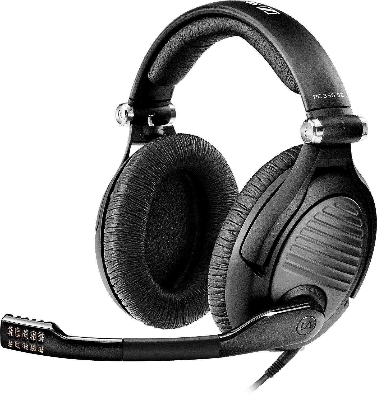 Słuchawki Sennheiser PC 350 2015 Special Edition za ok. 425zł @ Amazon.uk