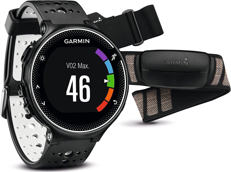 Garmin Forerunner 230 (GPS, HR) za ok. 825zł @ Amazon.uk