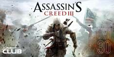 Assassin's Creed III - za darmo! @ Uplay