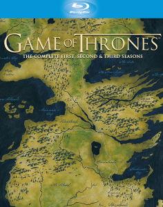 Gra o Tron (Game of Trones) Sezony 1-3 na Blu-Ray za 198zl z wysyłka (NAPISY PL!!!) @ Zavvi