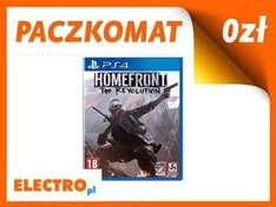 Homefront: The Revolution na PS4 za 69 zł, możliwe nawet 49 zł