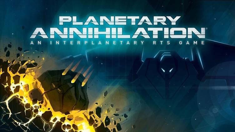 Planetary Annihilation za ok. 4,50zł (Steam) @ Bundle Stars