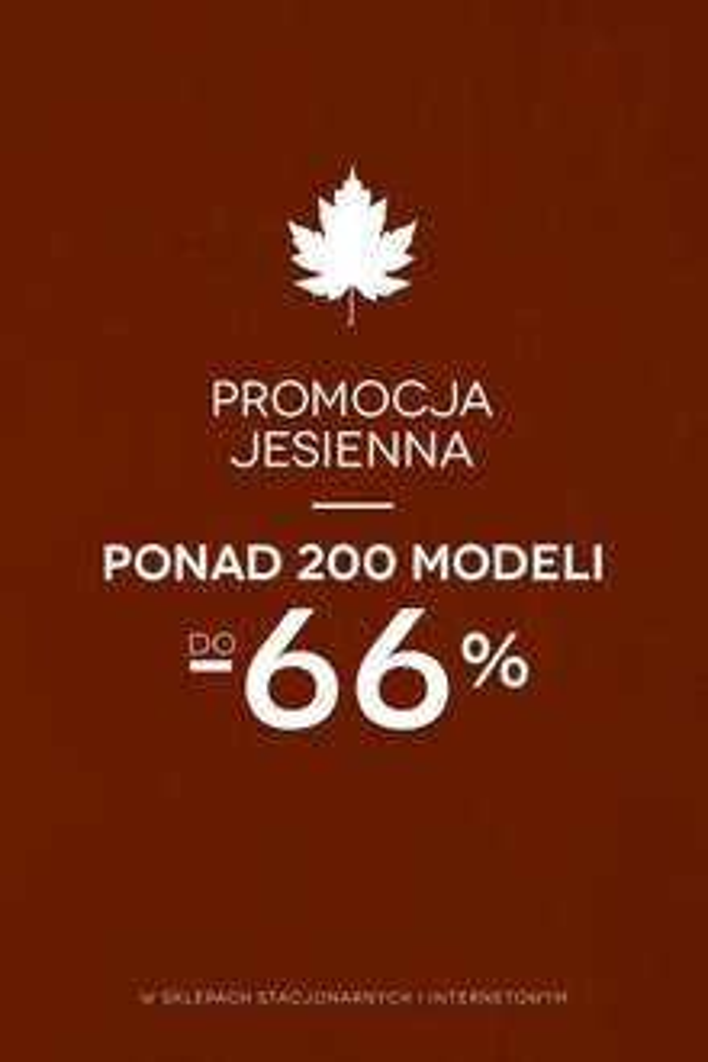 Rabaty do 66% na wybrane produkty @ Bytom