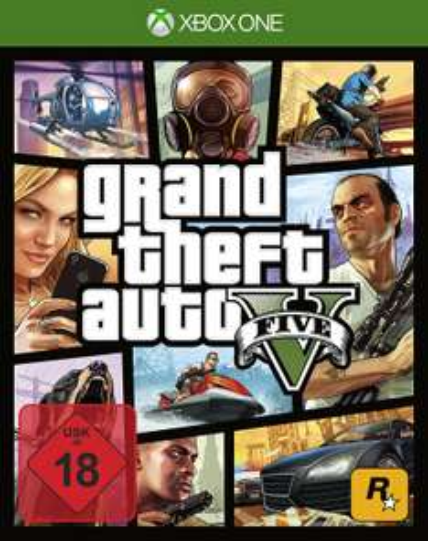 Grand Theft Auto V na Xbox One za ~135zł, Playstation 4 za ~144zł @ Amazon.de