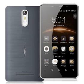 LEAGOO M8 5.7inch HD 2.5D Screen Android 6.0 MT6580A Quad 1.3GHz 2GB RAM 16GB ROM 8.0MP 13.0MP Touch ID WIFI GPS - Black