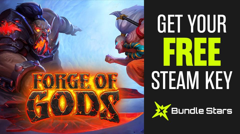 Gra Forge of Gods: Dragon Trainer Pack o wartości 10$ za darmo @BundleStars