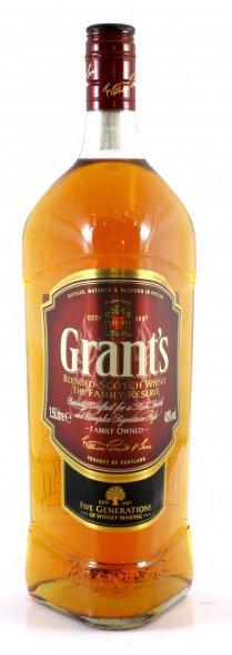 Whisky Grants 1,5L w Tesco