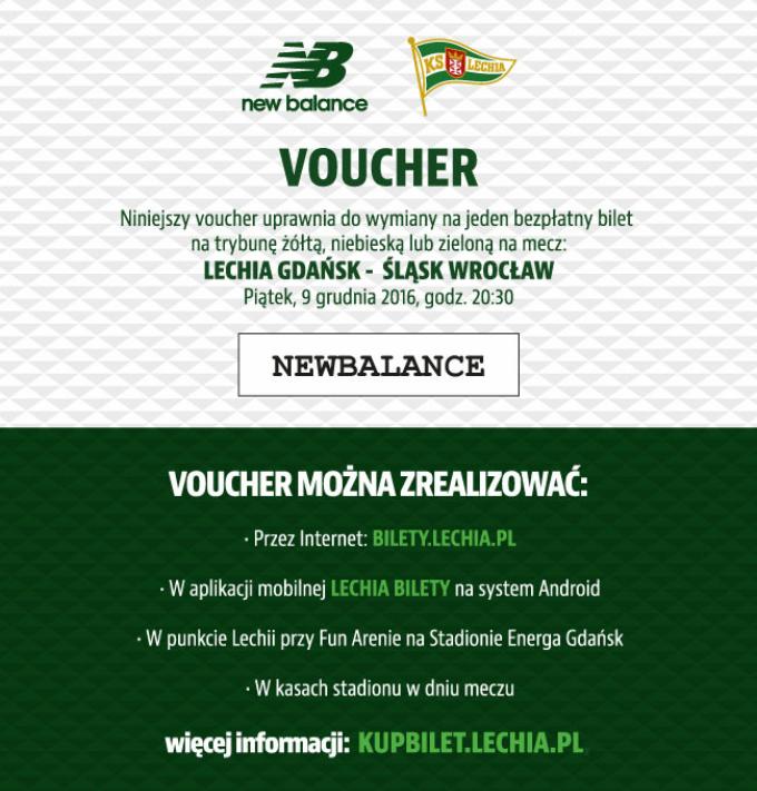 Darmowy bilet na mecz Lechia - Śląsk Wrocław