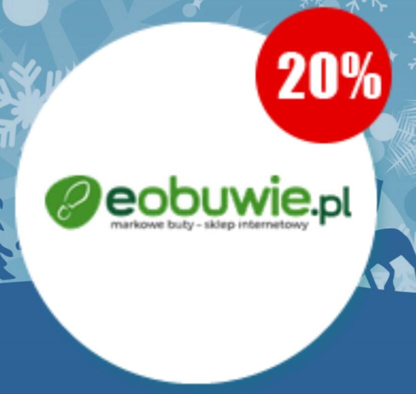 20% zwrotu @ eobuwie @ PlanetPlus