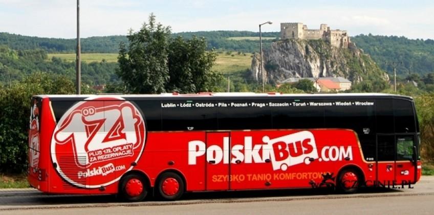nowa pula biletów - Polskibus