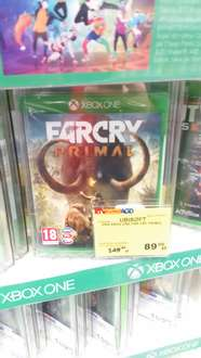Far Cry Primal (PS4/XOne) - EURO