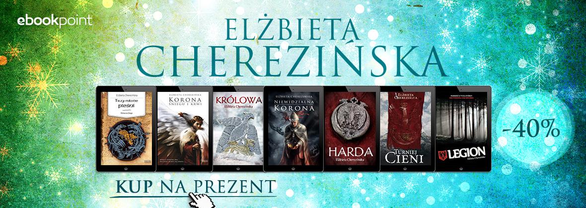Elżbieta Cherezińska -40% @ ebookpoint