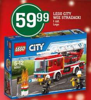 Klocki LEGO City wóz strażacki ( 60107) za 59,99zł @ Piotr i Paweł