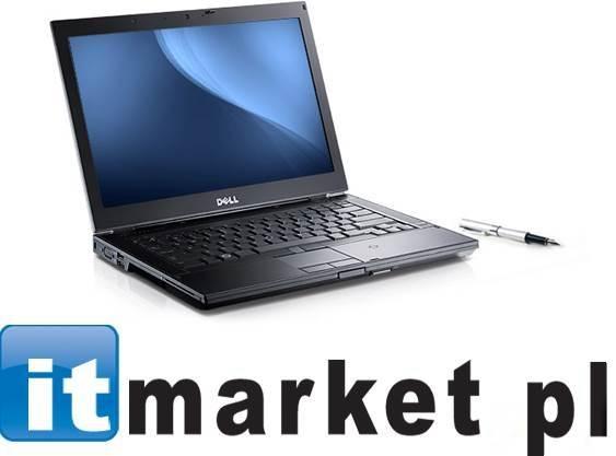 poleasingowy laptop Dell E6410 (Win 7, 14', i5, 4GB ram, 160gb dysk, bateria, GWARANCJA) za 798zł z wysyłką @ Allegro