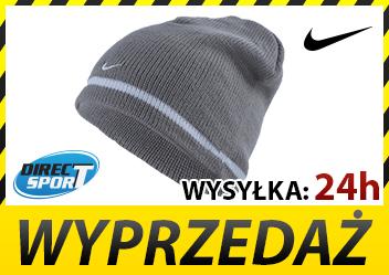 Czapki zimowe Nike za 29zł (kilka modeli) @ Allegro