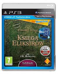 Wonderbook: Księga Eliksirów PL na Playstation 3 za 26,90zł @ Komputronik