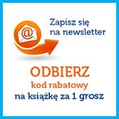 -90% rabatu na książki by @dadada.pl + książka za 1 grosz za zapisanie się do newslettera