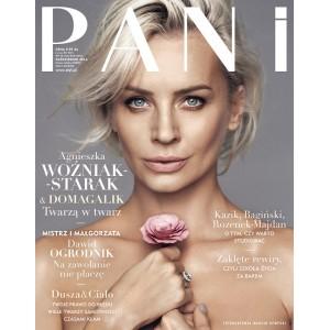 Roczna prenumerata Pani+ zestaw kosmetyków Avon
