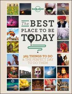 "Darmowy eBook ""Best place to be today"" @ Lonely Planet"
