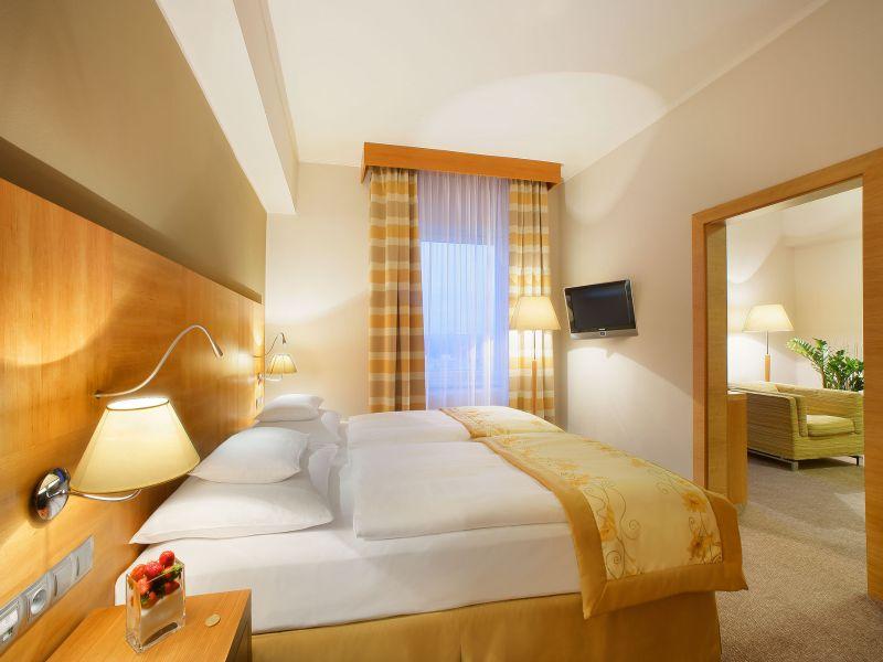 Praga hotel 4**** International Prague za 172PLN @HRS Deals