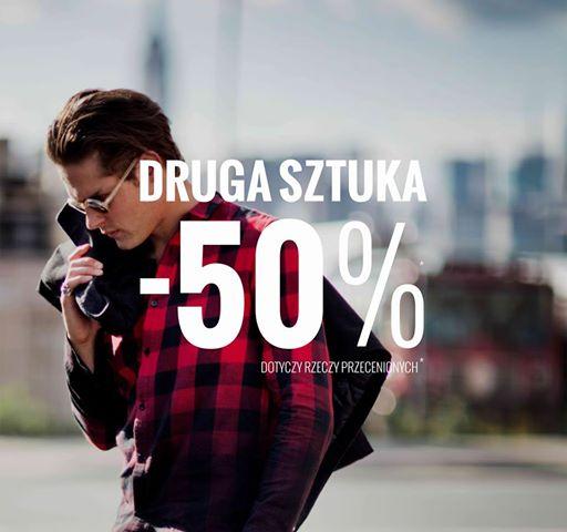 Drugi produkt -50% @ House