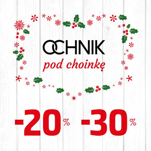 Świąteczna promocja i rabaty do 30% na portfele i dodatki dzianinowe @ Ochnik