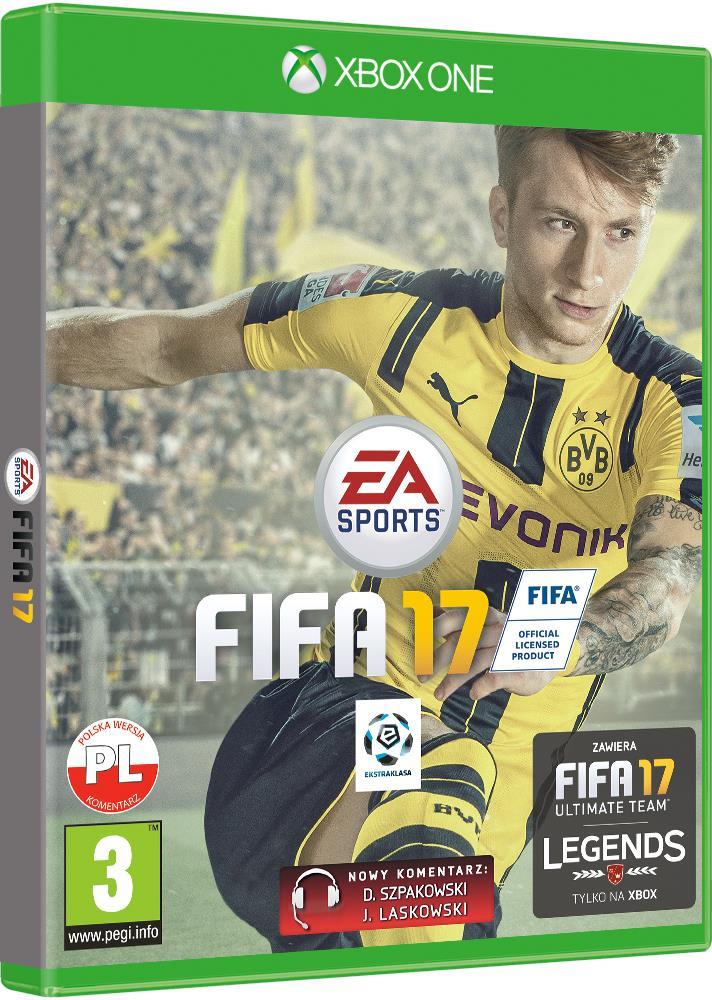 FIFA 17 [Playstation 4/ Xbox One] za 192zł @ Karen