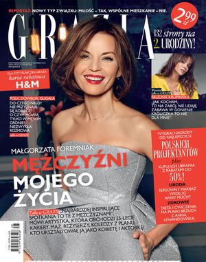 Karta rabatowa H&M -20% tylko w aktualnym magazynie Grazia