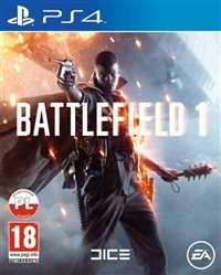Battlefield 1 PS4 Steelbook @ gry-online