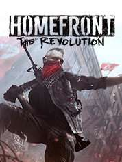 Homefront: The Revolution (Steam) £7.28 (37zł) z kodem: GMG15