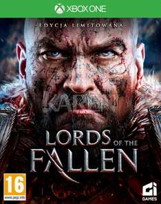 Lords of the Fallen XBOX ONE - Karen
